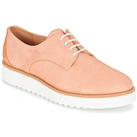 kengät Naiset Derby-kengät Casual Attitude GEGE Persikka