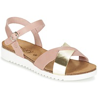 kengät Naiset Sandaalit ja avokkaat Casual Attitude GIFA Pink / DORE