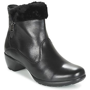 kengät Naiset Nilkkurit Romika Banja 12 Musta