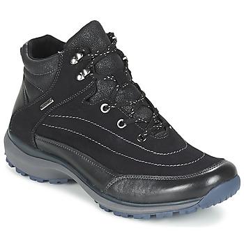 kengät Naiset Bootsit Romika Gabriele 19 Musta
