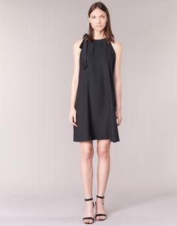 vaatteet Naiset Lyhyt mekko Naf Naf LOISEL Black