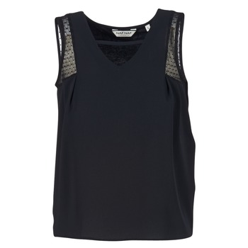 vaatteet Naiset Hihattomat paidat / Hihattomat t-paidat Naf Naf OPIPA Black