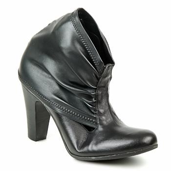 kengät Naiset Nilkkurit Fru.it CAJAMAR Black