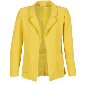 vaatteet Naiset Takit / Bleiserit Only DUBLIN Yellow