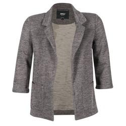 vaatteet Naiset Takit / Bleiserit Only CAROLINE Grey