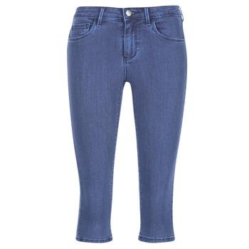 vaatteet Naiset Caprihousut Only RAIN KNICKERS Blue