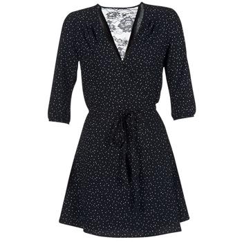 vaatteet Naiset Lyhyt mekko Only NOVA LACE Black