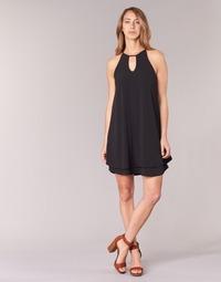 vaatteet Naiset Lyhyt mekko Only MARIANA Black