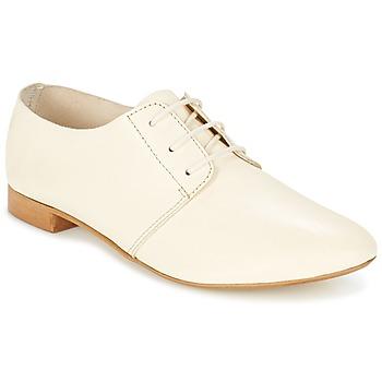 kengät Naiset Derby-kengät Betty London GERY White