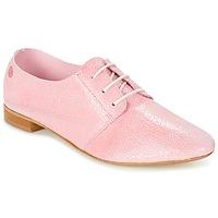 kengät Naiset Derby-kengät Betty London GEZA Pink