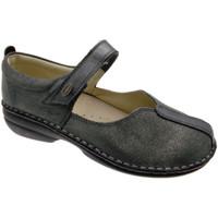 kengät Naiset Balleriinat Calzaturificio Loren LOM2626gr grigio