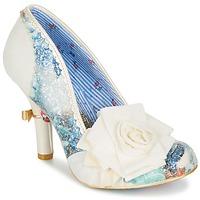 kengät Naiset Korkokengät Irregular Choice WASHINGTON White