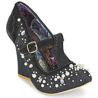 kengät Naiset Korkokengät Irregular Choice JUICY JEWELS Black