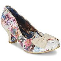 kengät Naiset Korkokengät Irregular Choice DAZZLE RAZZLE White