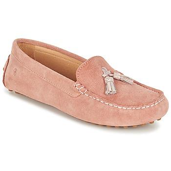 kengät Naiset Mokkasiinit Casual Attitude GATO Pink