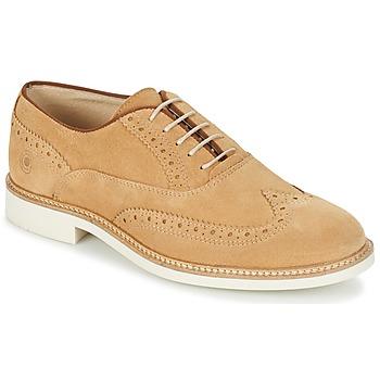 kengät Miehet Derby-kengät Casual Attitude GIPIJE BEIGE / Yellow