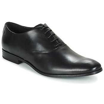 kengät Miehet Herrainkengät Carlington GENIOU Black