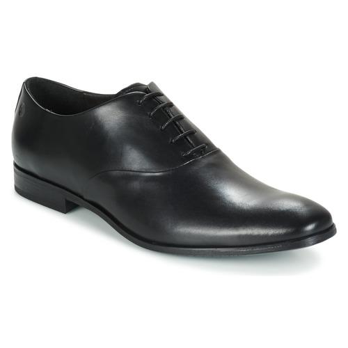 kengät Miehet Herrainkengät Carlington GACO Musta