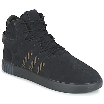 kengät Miehet Matalavartiset tennarit adidas Originals TUBULAR INVADER Black