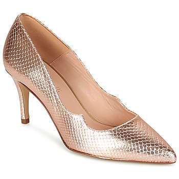 kengät Naiset Korkokengät Fericelli GELL Pink