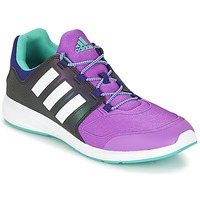 kengät Lapset Matalavartiset tennarit adidas Performance S-FLEX K Black / Violet