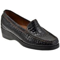 kengät Naiset Mokkasiinit Valleverde  Ruskea