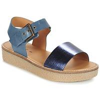 kengät Naiset Sandaalit ja avokkaat Kickers VICTORY Blue