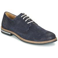 kengät Miehet Derby-kengät Kickers ELDAN Laivastonsininen