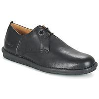 kengät Miehet Derby-kengät Kickers VIKANG Black