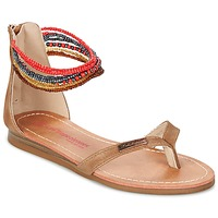 kengät Tytöt Sandaalit ja avokkaat Les Tropéziennes par M Belarbi GINKGO Brown