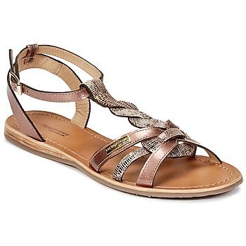 kengät Naiset Sandaalit ja avokkaat Les Tropéziennes par M Belarbi HAMS Pronssi