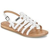 kengät Naiset Sandaalit ja avokkaat Les Tropéziennes par M Belarbi HAVAPO White
