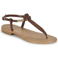 kengät Naiset Sandaalit ja avokkaat Les Tropéziennes par M Belarbi NARVIL Brown