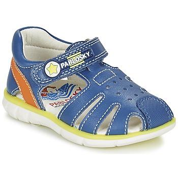 kengät Pojat Sandaalit ja avokkaat Pablosky GUADOK Blue