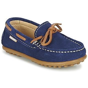 kengät Pojat Purjehduskengät Pablosky RACEZE Blue