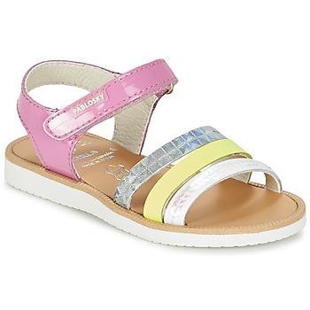 kengät Tytöt Sandaalit ja avokkaat Pablosky RETOKIA Multicolour