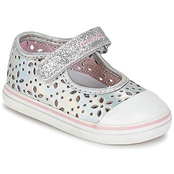 kengät Tytöt Balleriinat Pablosky MEZINILE Silver