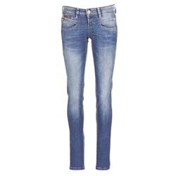 vaatteet Naiset Slim-farkut Freeman T.Porter ALEXA SLIM SDM Blue