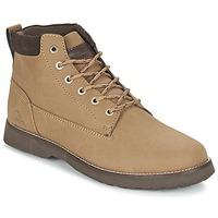 kengät Miehet Bootsit Quiksilver MISSION II M BOOT TKD0 Brown