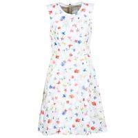 vaatteet Naiset Lyhyt mekko Derhy MAESTRIA White