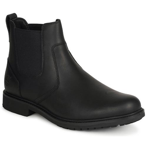 kengät Miehet Bootsit Timberland EK STORMBUCKS CHELSEA Musta