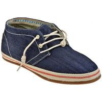 kengät Miehet Matalavartiset tennarit O-joo  Sininen