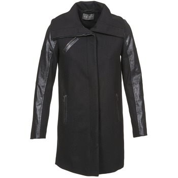 vaatteet Naiset Paksu takki Esprit BATES Musta