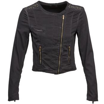 vaatteet Naiset Takit / Bleiserit Esprit PARKEL Black