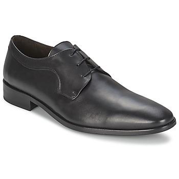 kengät Miehet Derby-kengät So Size ORLANDO Black