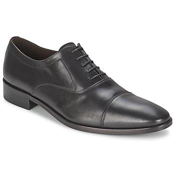 kengät Miehet Herrainkengät So Size INDIANA Black