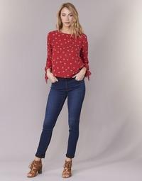 vaatteet Naiset Slim-farkut Only ULTIMATE Blue / Fonce