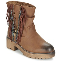 kengät Naiset Bootsit Coolway BARINA CAMEL