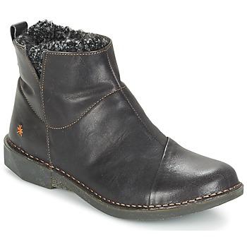 kengät Naiset Bootsit Art BERGEN Black