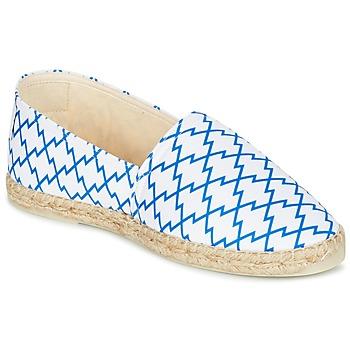 kengät Naiset Espadrillot Maiett KIMONO White / Blue
